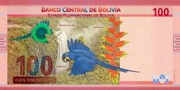 BOLIVIA P. NEW 100 R 2018 UNC - Bolivia