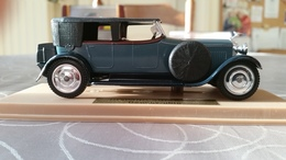 Solido Hispano Suiza  Cabriolet Soft-top Close 1926 1/43 Mib - Solido