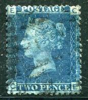 GRANDE BRETAGNE - N° 27 - PL 15 - OBL. - TB - 1840-1901 (Viktoria)