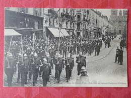 Dep 45 , Cpa ORLEANS ,  Fetes De Jeanne D'Arc , Bataillon De Sapeurs Pompiers D'Orléans (545) - Orleans