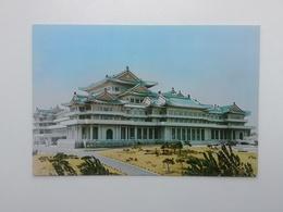 People's Study Palace. North Korea. Pja9-3 - Korea, North