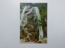 Peson Waterfall On Mount Mehan. North Korea. Pja9-4 - Korea, North