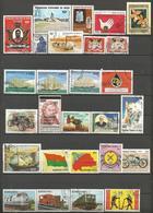 Afrique - 1400 Timbres Neufs Ou Oblitérés - Quelques 2ème Choix Non Comptés - Voir Description - Collections (without Album)