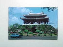 Gate Pothon   North Korea. Pja9-7 - Korea, North