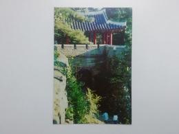 Chilson Gate On Mount Moran North Korea. Pja9-9 - Korea, North