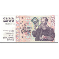 Billet, Iceland, 1000 Kronur, 2001, 2001-05-22, KM:59, NEUF - Iceland