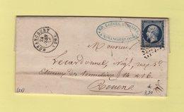 Nonancourt - 26 - Eure - 24 Juin 1856 - 1849-1876: Klassieke Periode