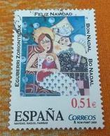 ESPAGNE SPANIEN SPAIN ESPAÑA 2003 CHRITMAS NAVIDAD PAINTER FARIÑAS  ED 4032 YV 3608 MI 3894 SG 4004 SC 3255 - 1931-Hoy: 2ª República - ... Juan Carlos I