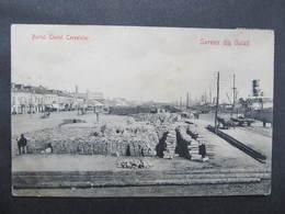 AK GALATI Hafen 1906  // D*38635 - Rumänien