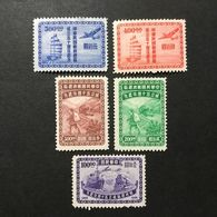 ◆◆CHINA 1947   Chinese Postal Administration, 50th Anniv.  Complete NEW   AA3471 - China