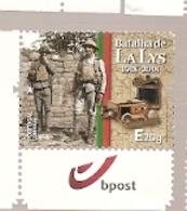 Portugal ** & World War I, La Lys Battle 2018 (9852) - Militaria