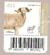 Portugal ** & Native Breeds Of Portugal, Serra Da Estrela Sheep 2019 (5773) - Farm
