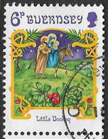 Guernsey SG391 1986 Issues 6p Good/fine Used [39/32289/25D] - Guernsey