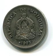 1995 Honduras 50 Centavos Coin - Honduras