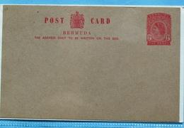 Bermuda  POST CARD Q V 1 D - Bermuda