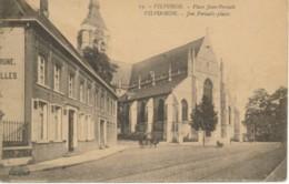 ZK 1926 - Vilvoorde - Jan Portaels Plaats - Kerk En Kar - Vilvoorde