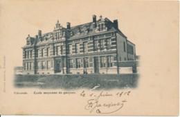ZK 1902 - Vilvoorde - Ecole Moyenne De Garçons - (Van Hel-mont) Decree Sœurs - Vilvoorde