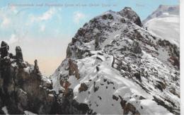 AK 0243  Tabarettawände Und Payerhütte Am Ortler Um 1907 - Bolzano