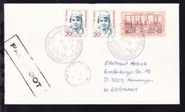 DEUTSCHE SCHIFFSPOST MS BERLIN PETER DEILMANN REEDEREI KARIBIKKREUZFAHRT - Deutschland