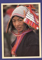 FEMME HANI YUNNAN Années 1980  ( Très Très Bon état ) BD 1273 - China