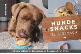 Austria 2017 - Hundesnacks (Marken Heft) - Alimentación