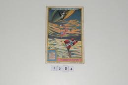 S 1204 La Conquête Du Pôle Nord N° 6 Amundsen, Ellsworth, Nobile Zeppelin - Liebig