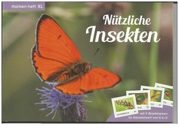 Austria 2016 - Nützliche Insekten Book Mnh - Alimentación