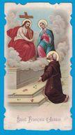 SAINT FRANCOIS D'ASSISE / GRAND ET SERAPHIQUE SAINT - Images Religieuses