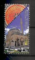 BOSNIA AND HERZEGOVINA 2019,RELIGION,MOSQUE ALDZA IN FOCA,MNH,,MNH - Islam