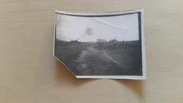 B9/photo Tir De Canon De Gros Calibre - Guerre, Militaire