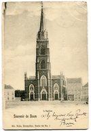 CPA - Carte Postale - Belgique - Souvenir De Boom - L'Eglise - 1902 (C8700) - Boom