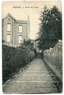 CPA - Carte Postale - Belgique - Marche - Ruelle Des Loups - 1903 (C8703) - Marche-en-Famenne
