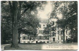 CPA - Carte Postale - Belgique - Fayt-lez-Manage - Maison De Retraite Pour Hommes - 1913 (C8704) - Manage