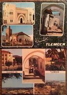 3 Cartes Postales SM Ou M, Multivues, Tlemcen, Algérie - Tlemcen