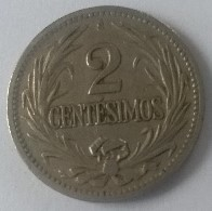 URUGUAY - 2 Centesimos 1941 - - Uruguay