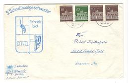 17706 - SCHNELLBOOTGESCHWADER - Militaria