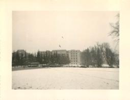 GENEVE PALAIS DE L'O.N.U.   PHOTO ORIGINALE FORMAT  10 X 8 CM - Lieux