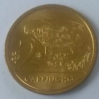 URUGUAY - 2 Pesos 2014 - CARPINCHO - - Uruguay