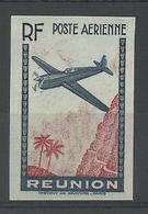 Réunion Variété PA 2 ** Non Dentélé Sans La Valeur, Cote YT 150€ - Aéreo