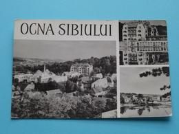 OCNA SIBIULUI ( Meridiane ) Anno 196? ( See / Voir Photo ) ! - Roumanie