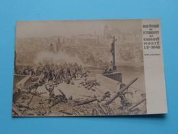 BOJ-SVEDU Se STUDENTY Na KARLOVE MOSTE L.P. 1648 ( Bratri-Liebscherove ) Anno 19?? ( See / Voir Photo ) ! - Tchéquie