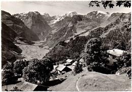 BRAUNWALD Blick Vom Höhenweg Auf Tödi - GL Glaris
