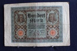 6 / Allemagne - République De Weimar, Reichsbanknote - 1.10.1920 / 100 Mark - N° R.B.D   Y . 6128673 - [ 3] 1918-1933 : République De Weimar
