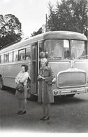 6-PULLMAN TURISTICO-FOTO D'EPOCA(10X7) - Autobus & Pullman