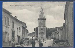 MARON  Pittoresque  Rue De L'église         Animées - Autres Communes