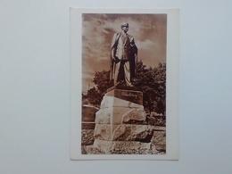 Monument To Petras Cvirka. Lithuania. Pja13-4 - Lithuania
