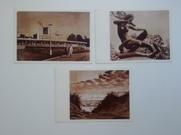 Palanga. X3 Postcards. Lithuania. Pja13-6 - Lithuania