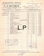 36-1836   1960 BLANCHISSERIE REGNIER M J NEUVILLE A ANGOULEME - COLLEGE NATIONAL TECHNIQUE ET MODERNE DE GARCONS A ANGOU - France