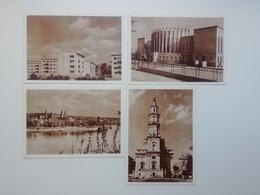 Kaunas. X4 Postcards. Lithuania. Pja13-7 - Lithuania