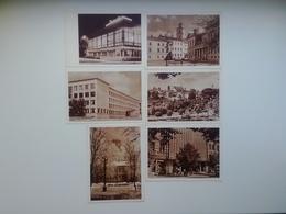 Vilnius. X6 Postcards. Lithuania. Pja13-8 - Lithuania
